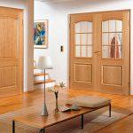 Разные типы дверей в комнате