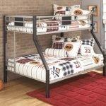 Двухэтажная кровать для родителей и ребенка
