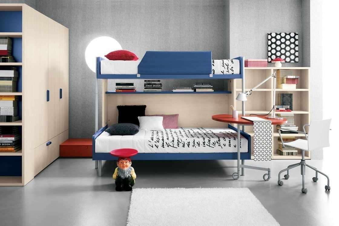 Детская комната в для двух подростком