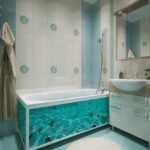 Душ над ванной