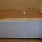 Ванна за раковиной