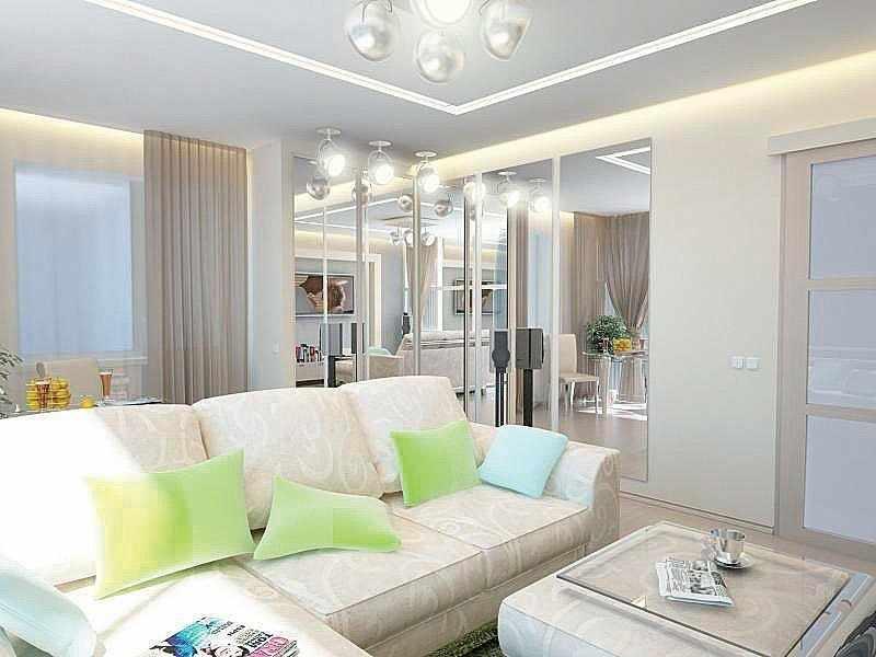 Мебель в интерьере в европейском стиле