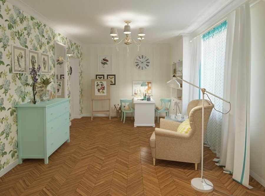 Детская комната в европейском стиле