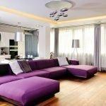 Огромный диван для квартиры