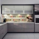 Расстановка техники на кухне