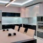 Неоновая подсветка для кухни