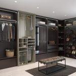 Софиты в гардеробной