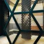 Перегородка из многоугольников