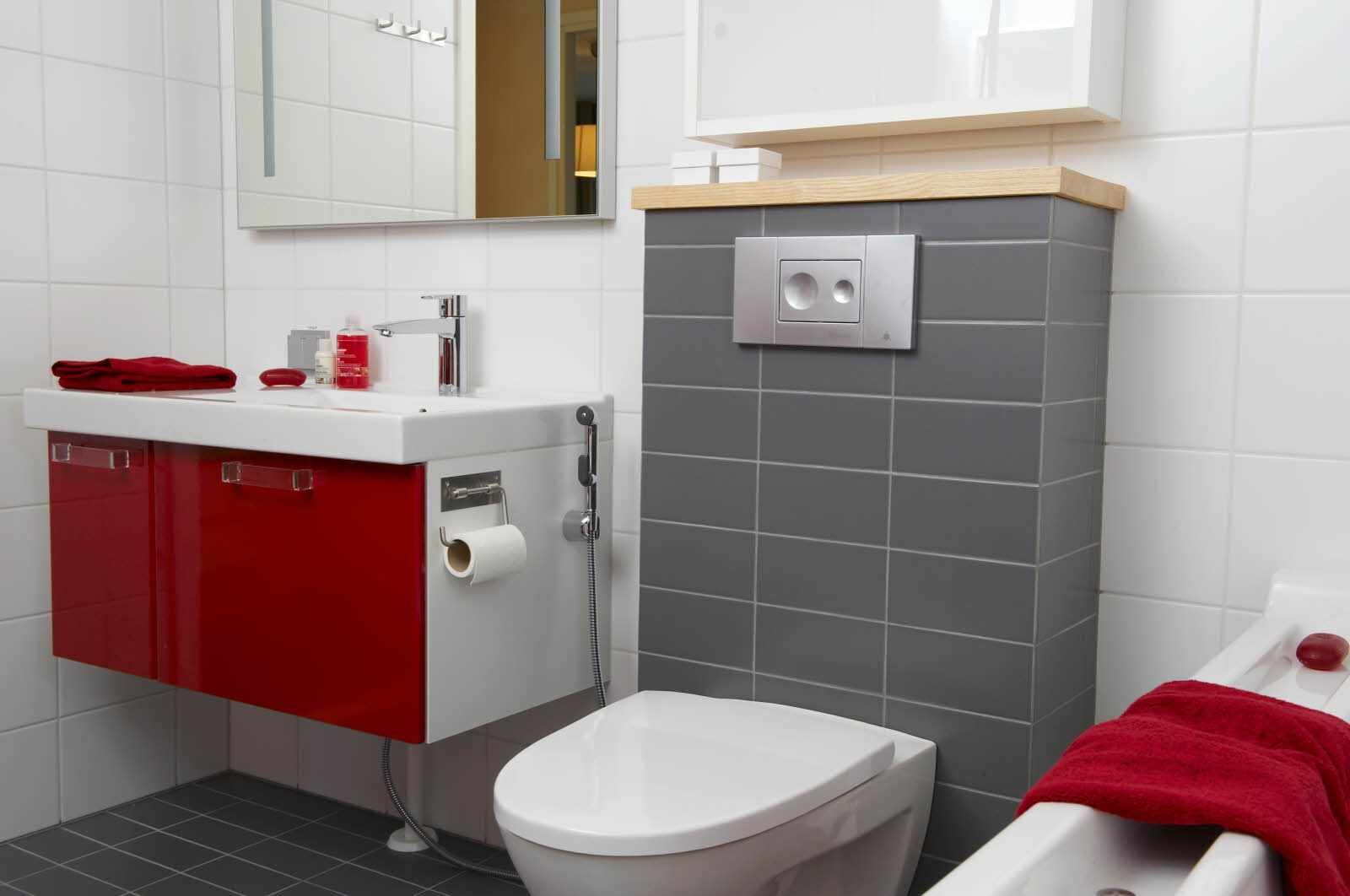 Гигиенический душ на раковине