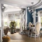 Декоративные колоны