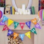 На день рождения ребенка
