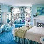 Спальня в стиле романтизма