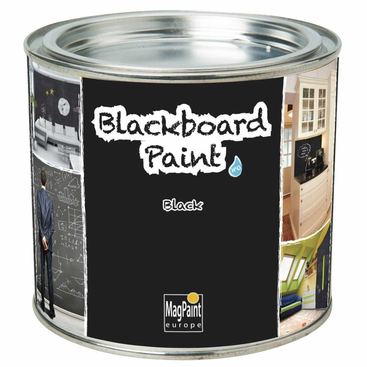 Грифельная краска Blackboardpaint