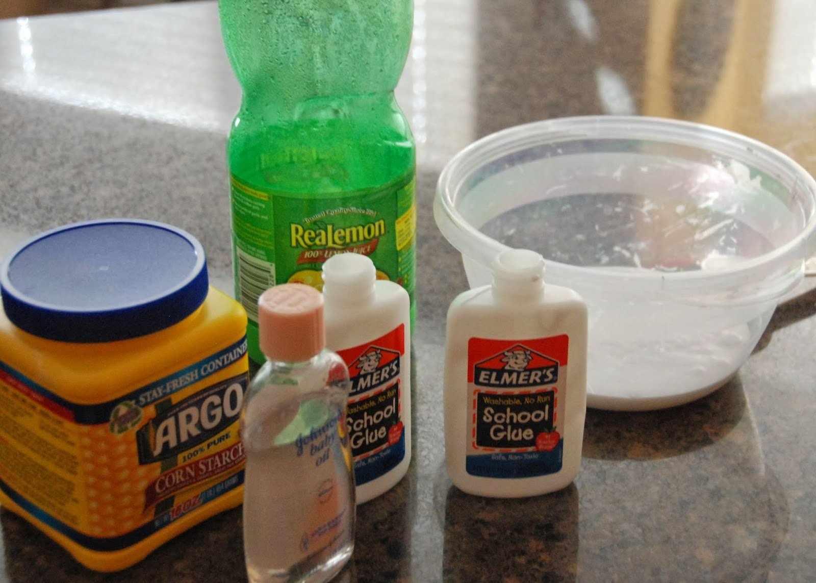 Оригинальный рецепт холодного фарфора