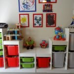 Система хранения игрушек