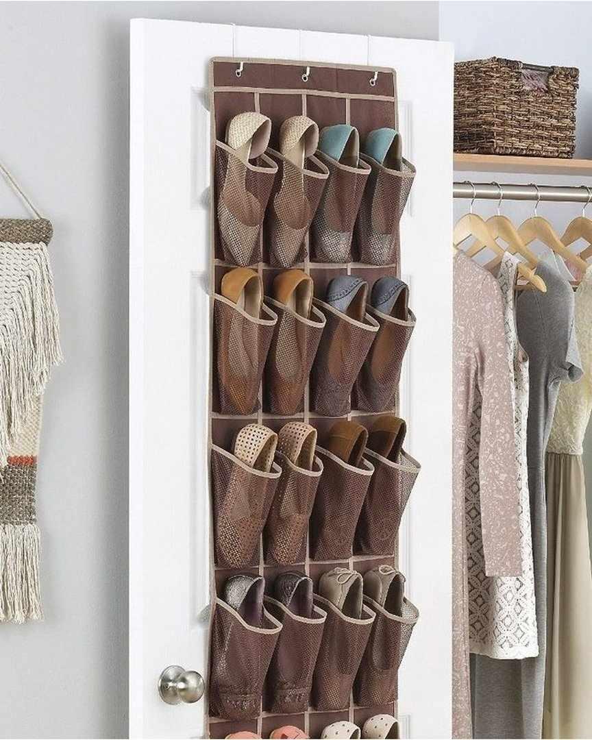 Текстильный мешок для обуви