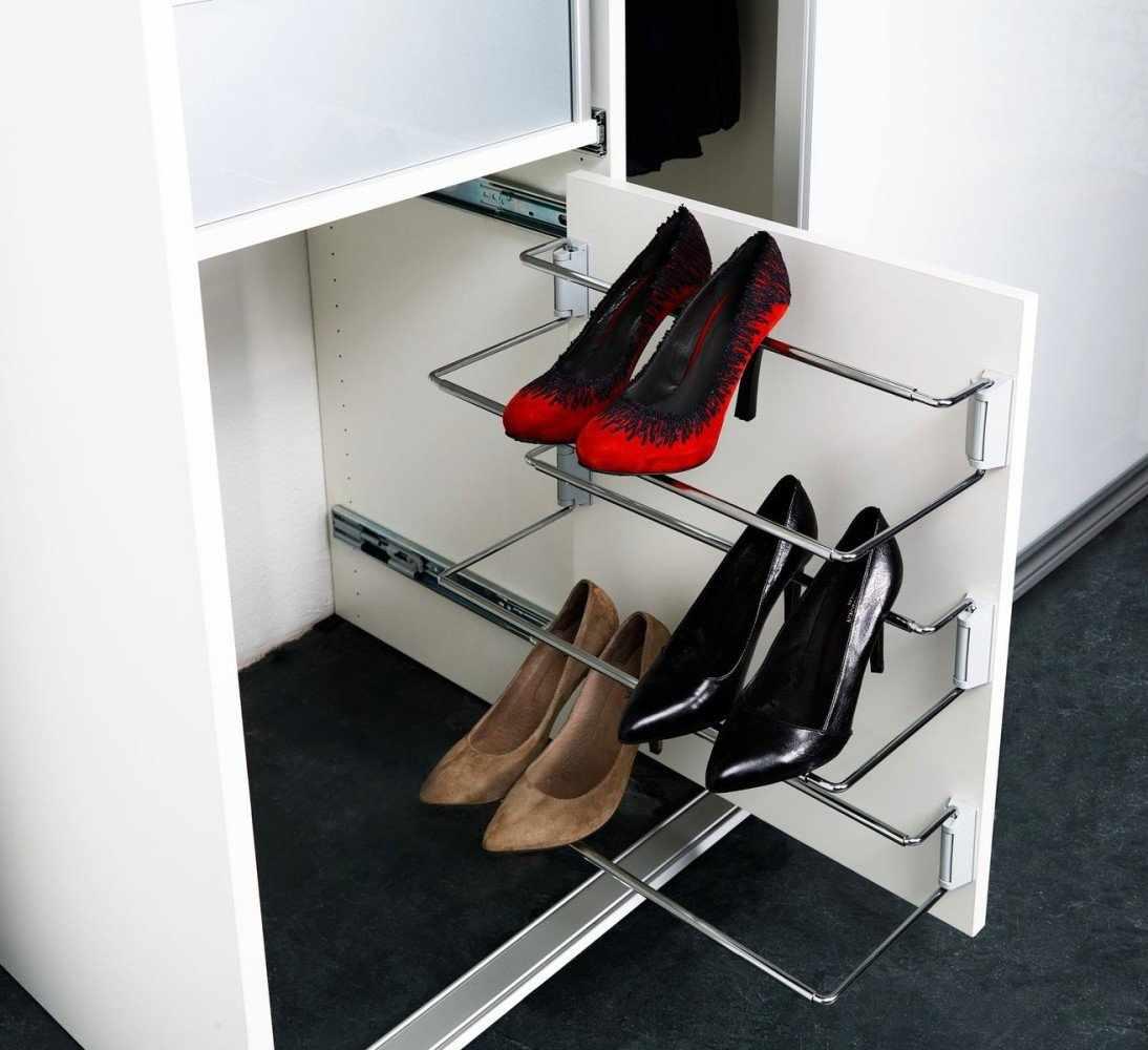 Рейлинги для обуви