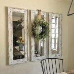 Зеркальные окна для декора