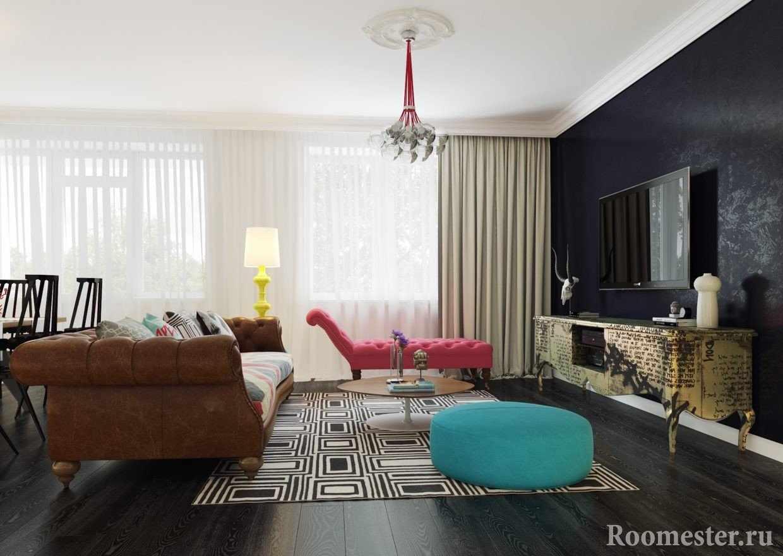 Современный мебельный гарнитур для гостиной