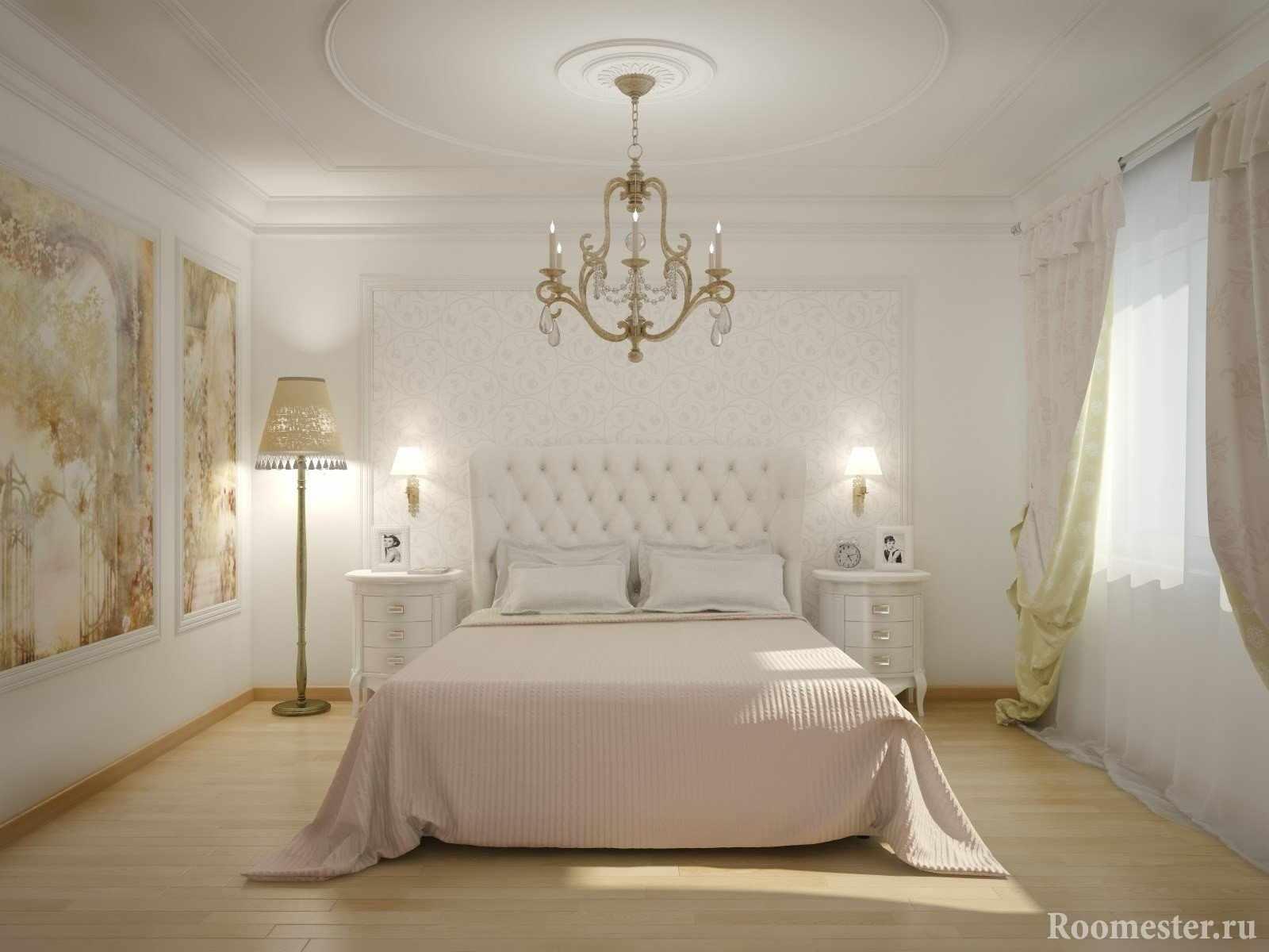 Вариант дизайна спальни