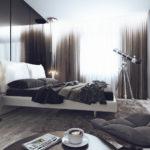 Хай-тек в спальне