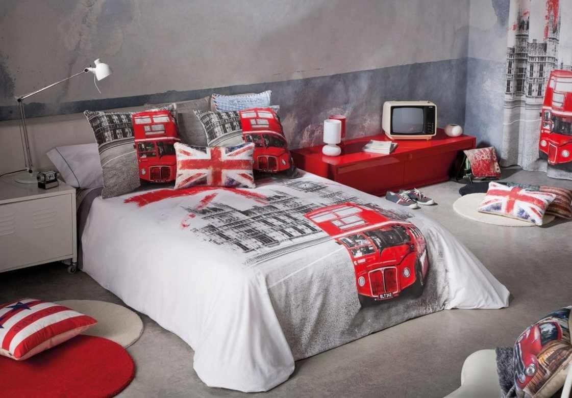 Спальня в лононском стиле