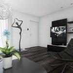 Стильный дизайн квартиры