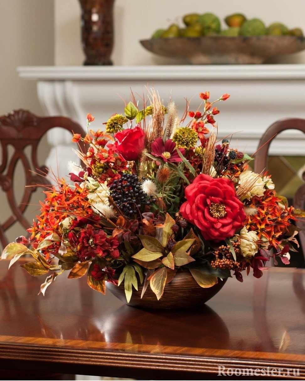 Подбор цветов и растений