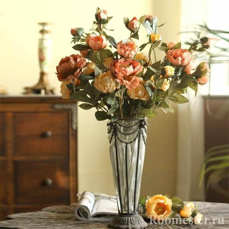 Фитодизайн в вазе
