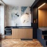 Выбор мебели для студии