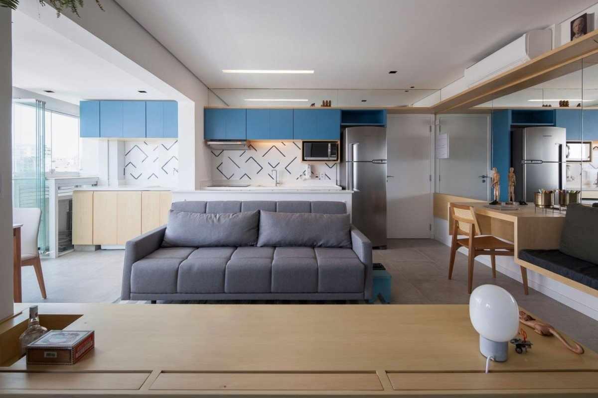 Индивидуальная квартира-студия