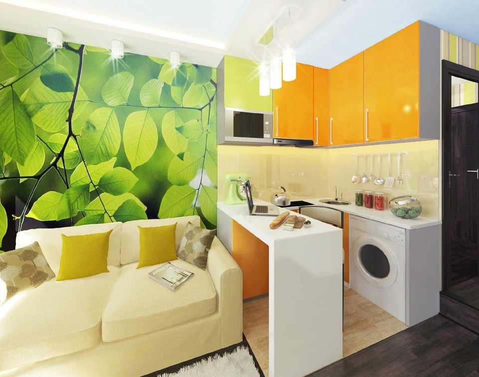 Квартира-студия 14 кв.м