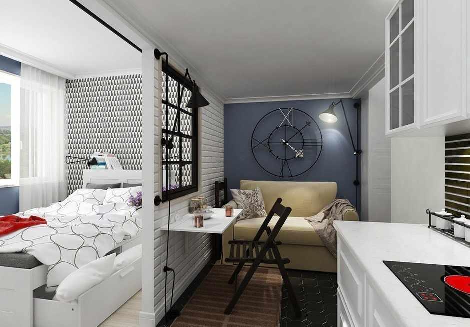Квартира-студия 25 кв.м
