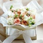 Как оформить букет из цветов