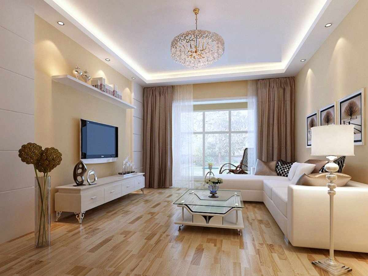 Размещение мебели в гостиной
