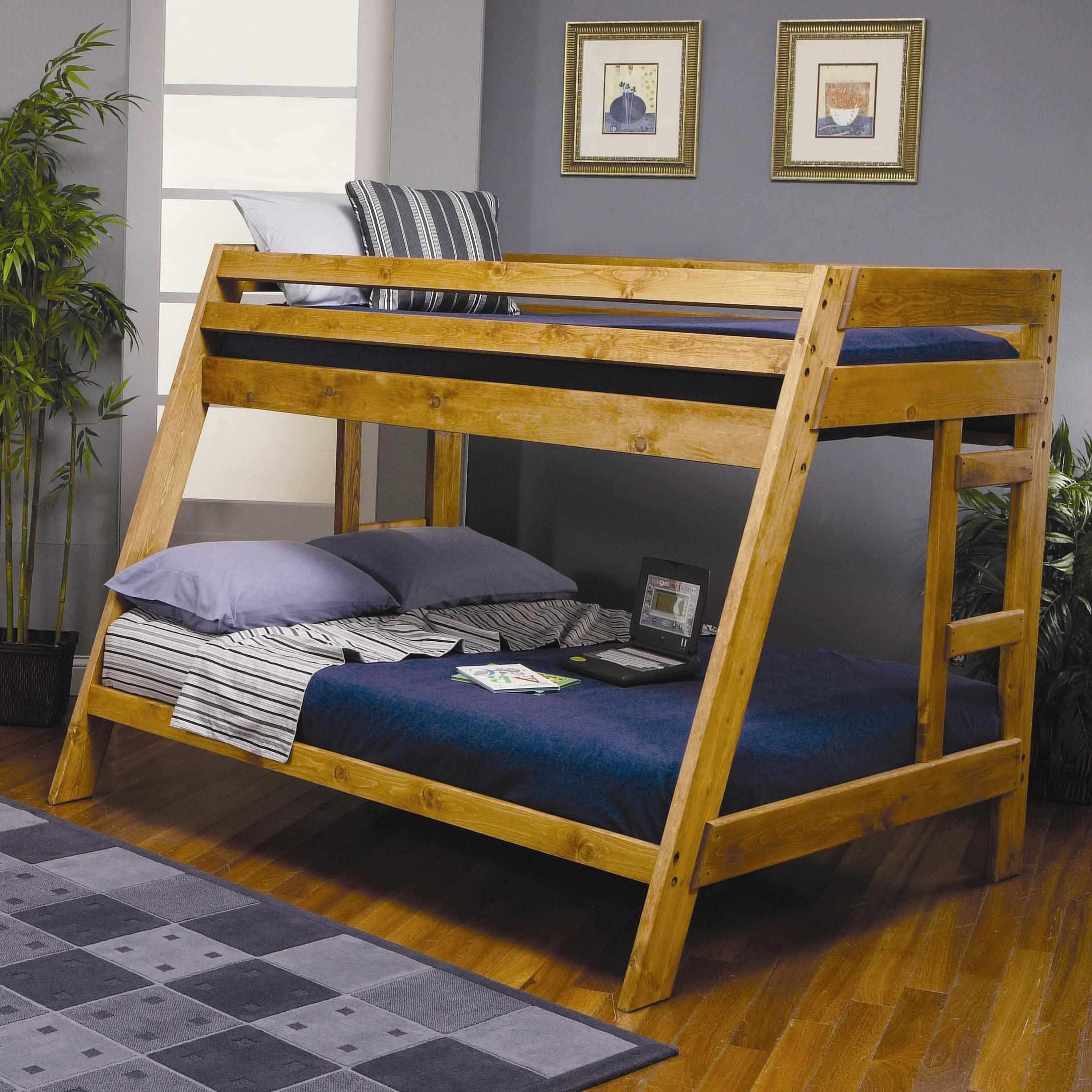 Подростковая двухъярусная кровать