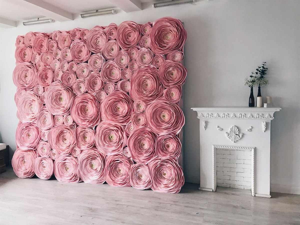 Розы для фотозоны