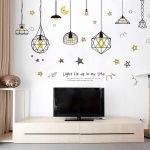 Интересные идеи декора проводов на стене