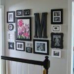 Рамки с фото и объемные буквы
