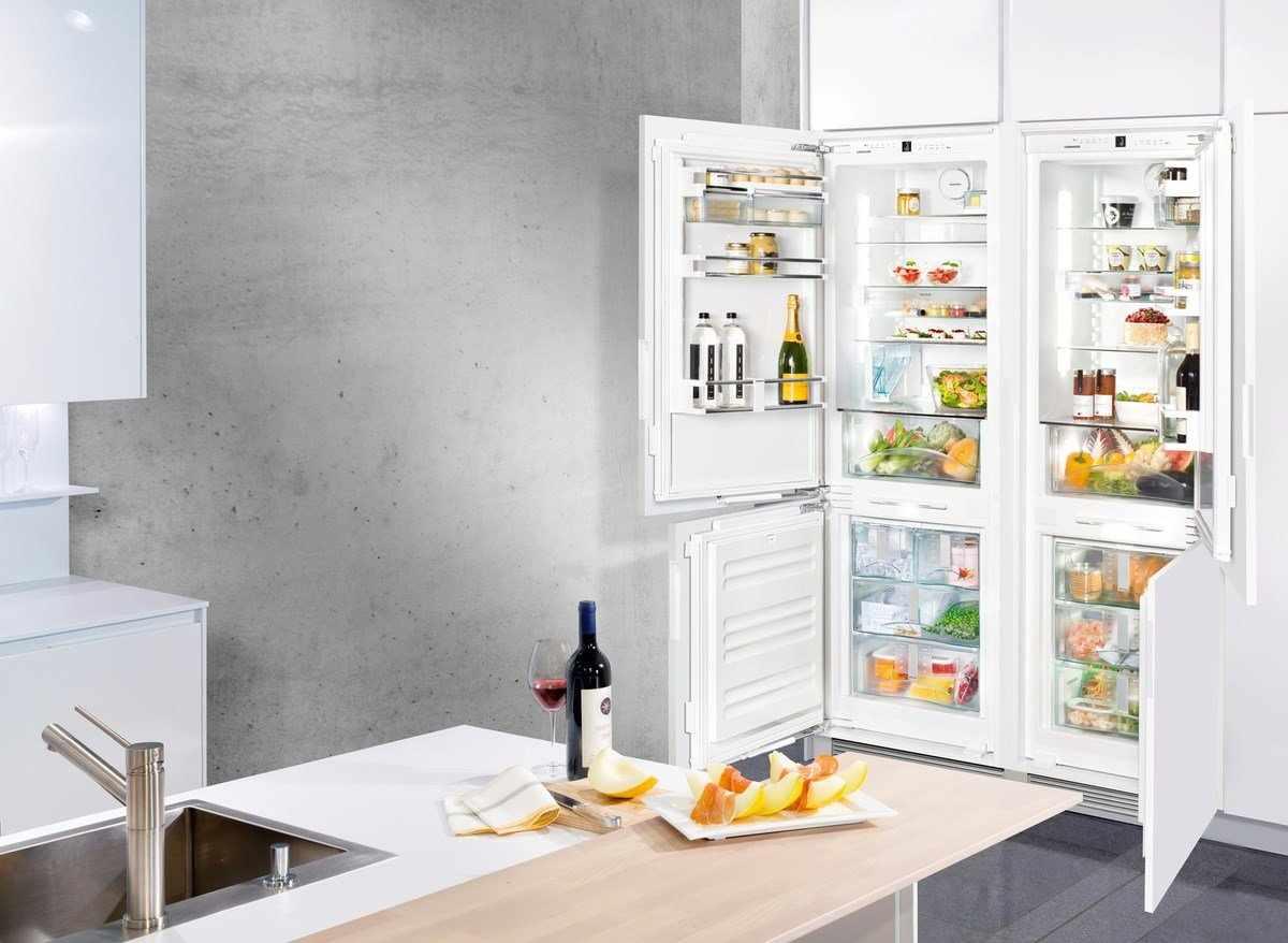 Количество холодильных камер