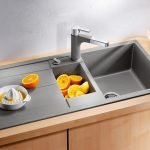 Современная мойка для кухни