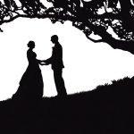 Пара под деревом