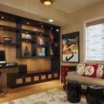 Мебельный гарнитур в восточном стиле