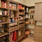 Организация хранения сухих продуктов