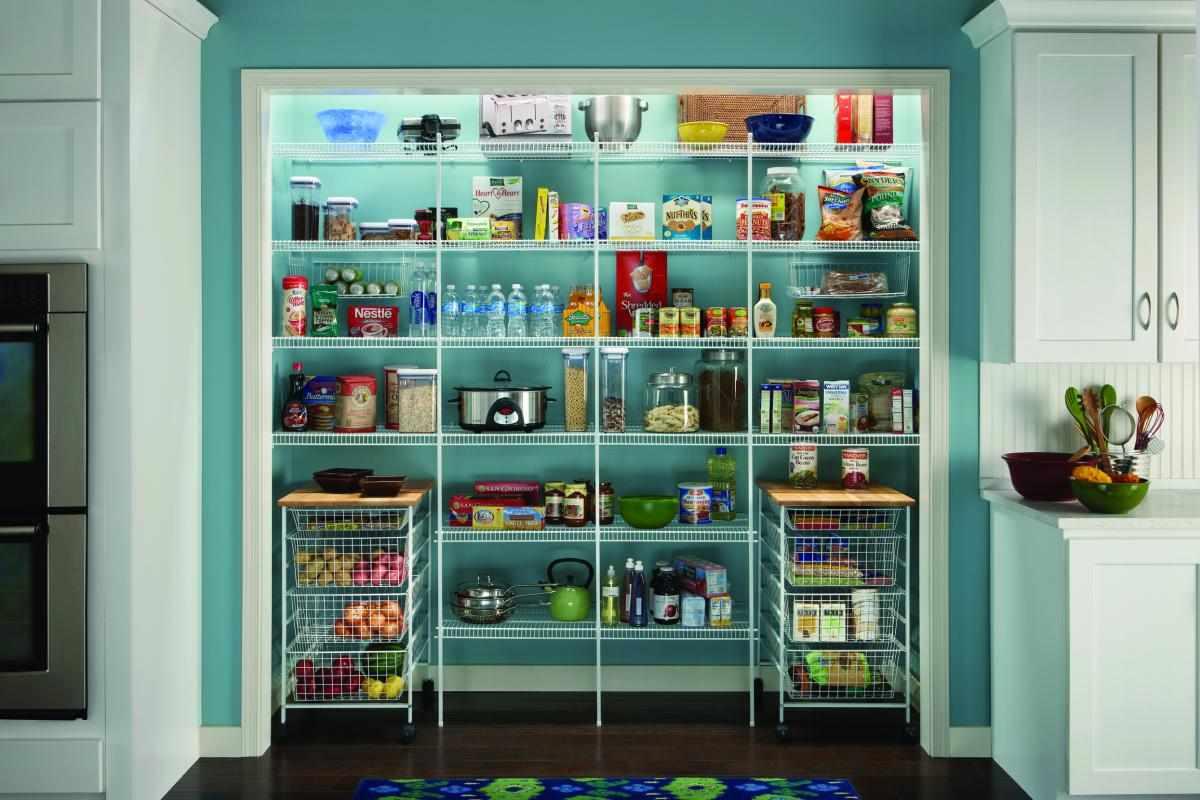 Кладовка для кухни