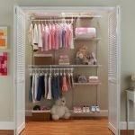 Обустройство детской гардеробной