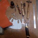 Инструменты для ключницы