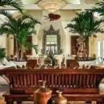 Пальмы в гостиной