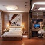 Оформление и дизайн комнаты
