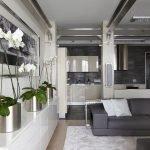 Орхидеи для декора кухни